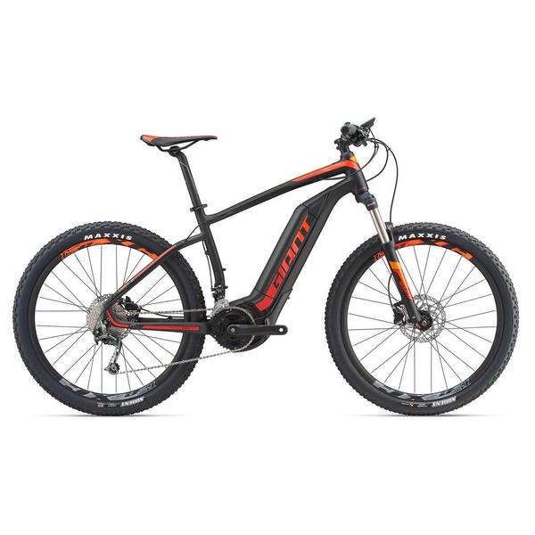 Dirt-E+ 2 25km/h M Black/Red/Orange
