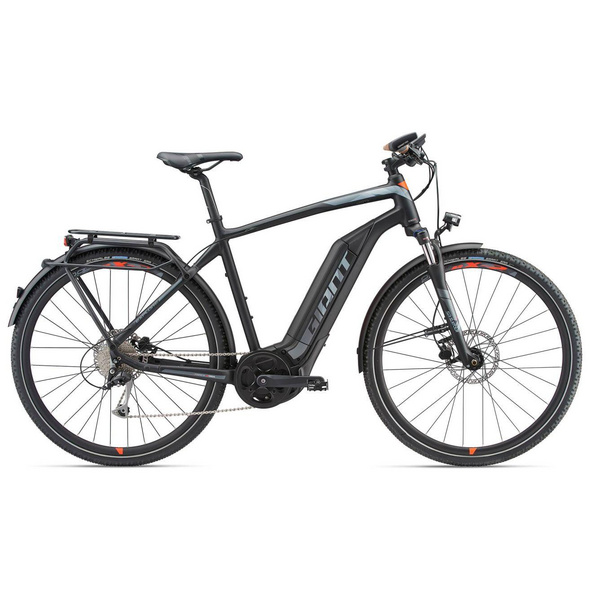 Explore E+ 2 GTS 25km/h L Black/Red