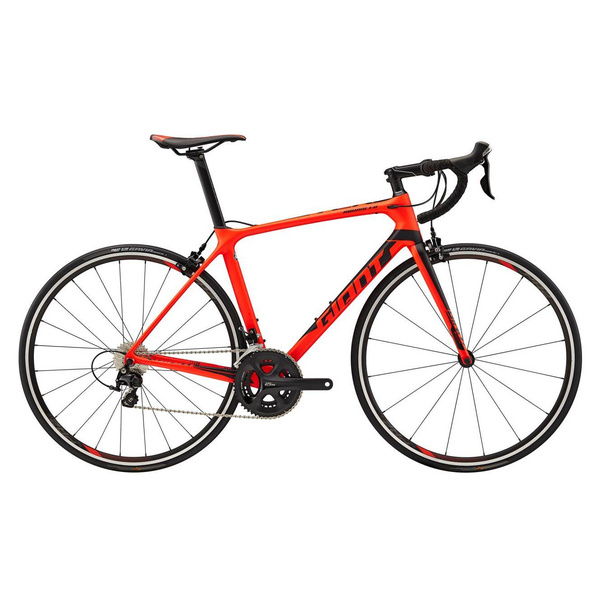 TCR Advanced 2 S Neon Red