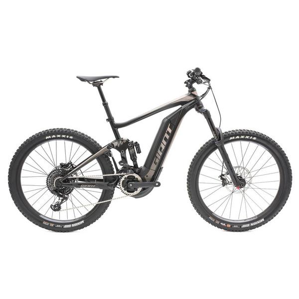 Full-E+ 0 SX Pro 25km/h M Black/Charcoal