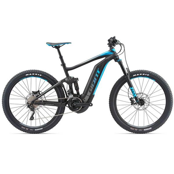 Full-E+ 1.5 Pro 25km/h M Black/Blue