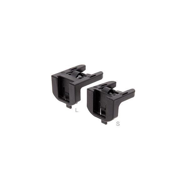 Cateye Fizik Saddlerail Rear Light Bracket Sr-2 ( 2Pcs )