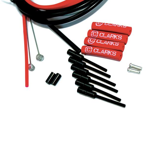 Brake Kit Universal With Dirtshield, Black