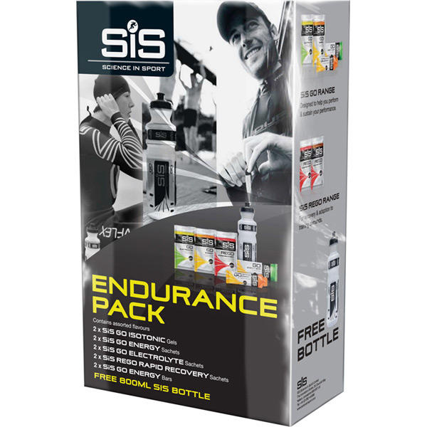 Endurance pack (2 each of GO Electrolyte 50 g / GO Energy 50 g / REGO 50 g / min