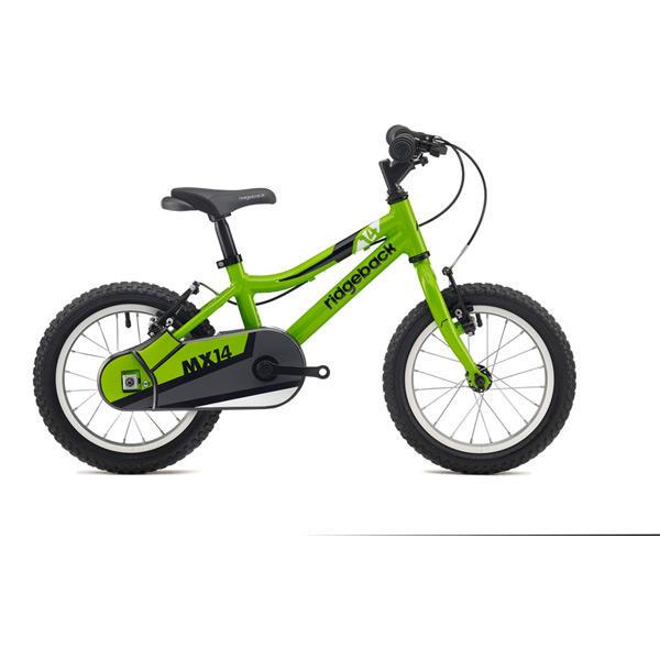 Ridgeback MX14  - Youth Bike - Green