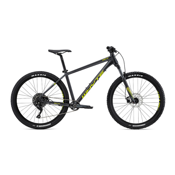 WHYTE 801 - Matt Granite with Lime/Olive/Grey