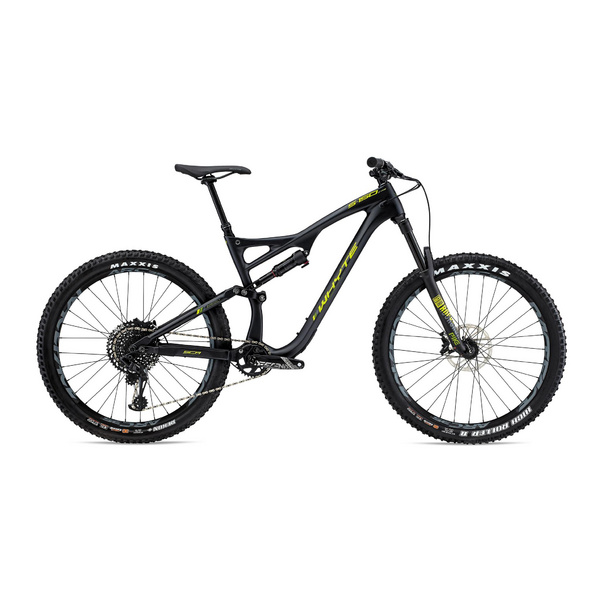 WHYTE S-150C RS MEDIUM Matt Granite with Lime/Olive/Grey