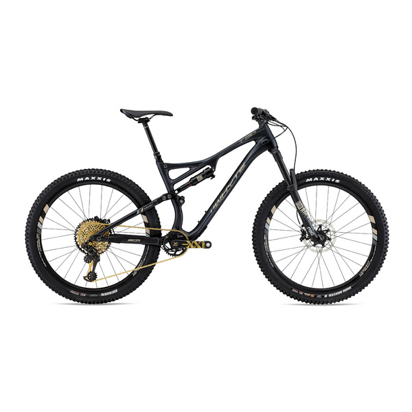 WHYTE T-130C WORKS SMALL Matt Granite with Silver/Grey