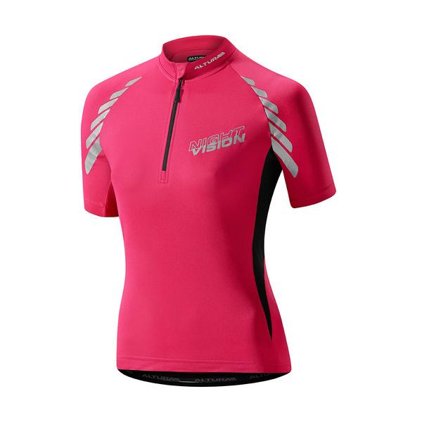 Altura Women'S Nightvision Short Sleeve Jersey