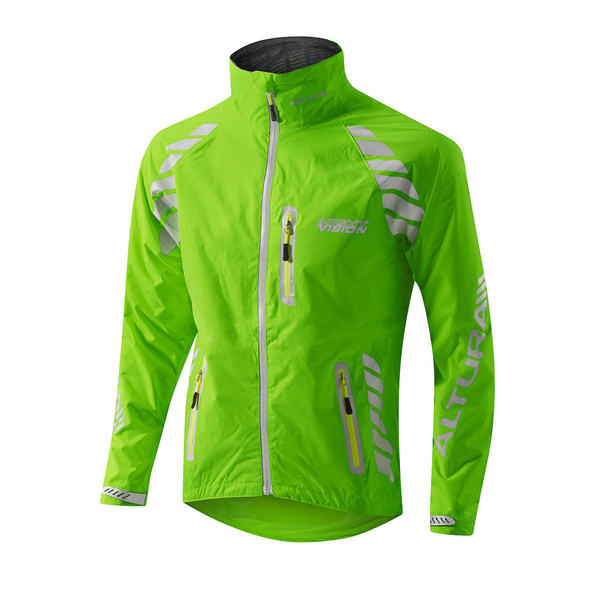 Altura Night Vision Evo Jacket 2013 Yellow Xxl