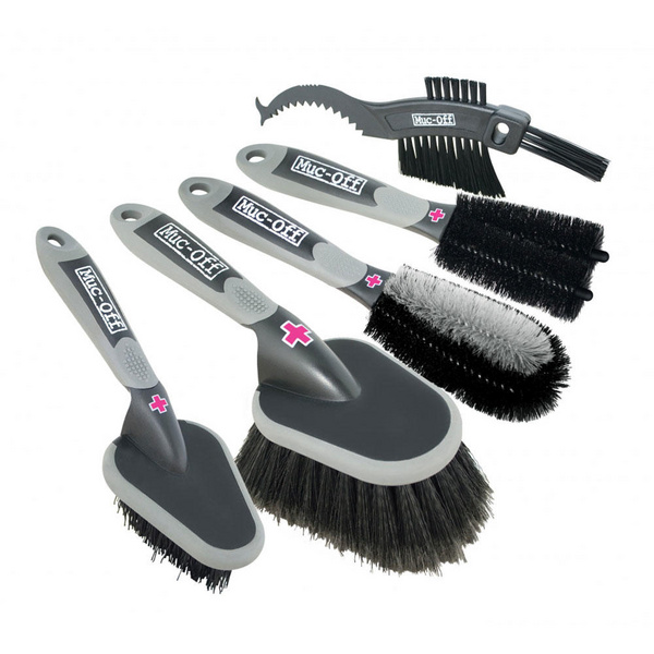 Muc-Off 5 Brush Set