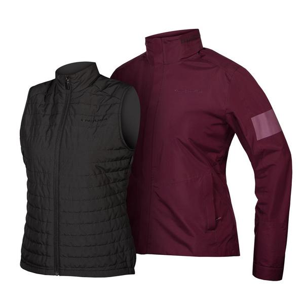 Endura Women's Urban 3 in 1 Jacket