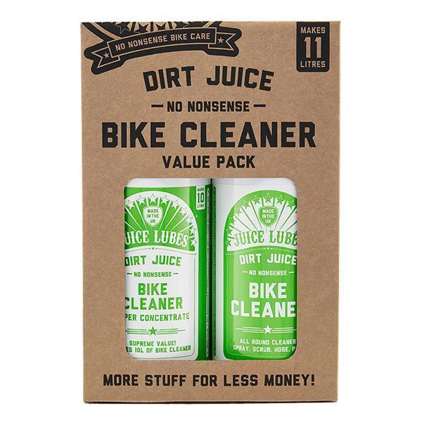 Juice Lubes Dirt Juice Double Pack Big Value  2x1 Litre