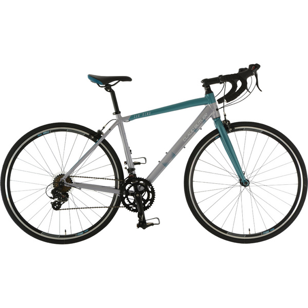 San Remo Teal/Silver 48cm