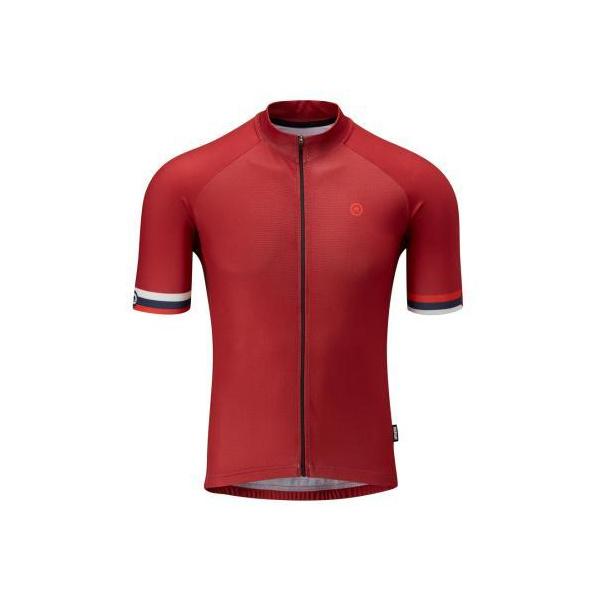 Chapeau! Mens Club Jersey Logo  Devon Red XXL