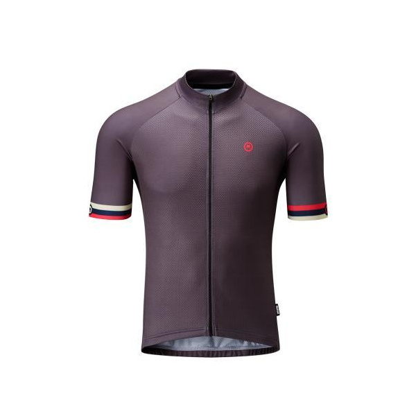 Chapeau! Mens Club Jersey Logo  Flint Grey XXL