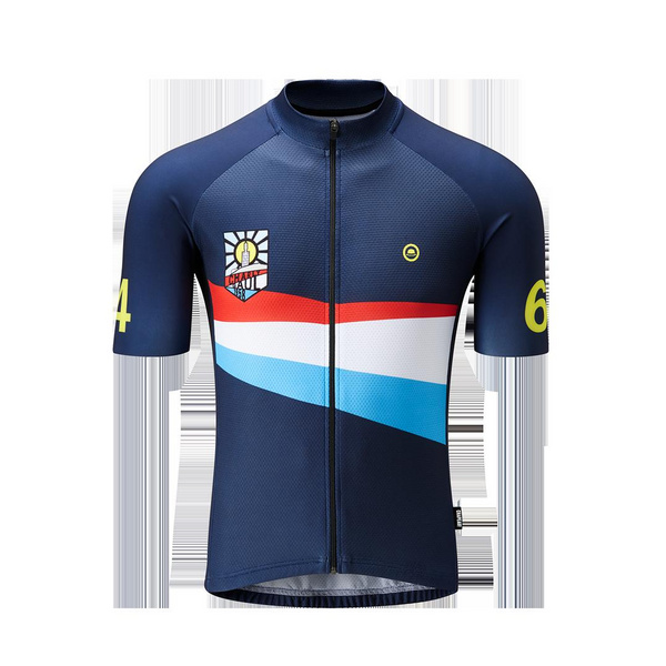 Chapeau! Mens Club Jersey LTD Charly Gaul  Deep Ocean XXL