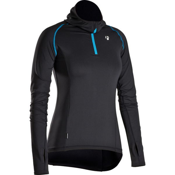 Bontrager B3 WSD Hooded Long Sleeve Baselayer
