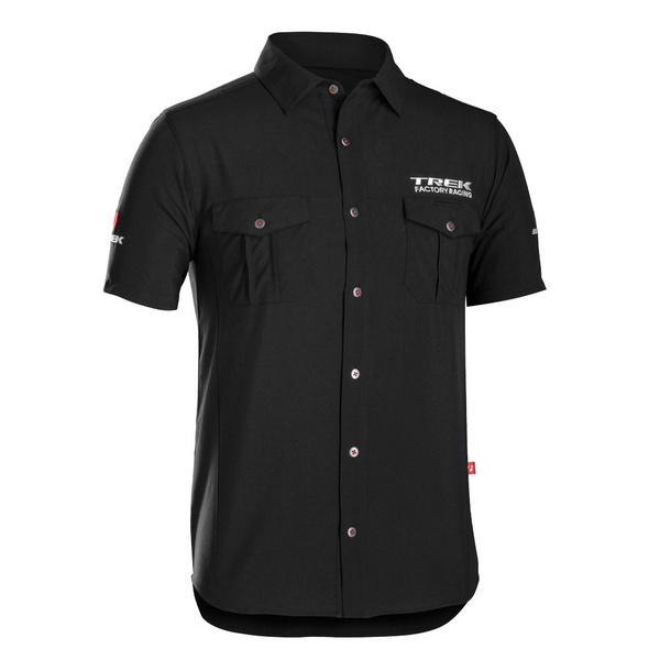 Bontrager Trek Factory Racing RSL Woven Short Sleeve Shirt