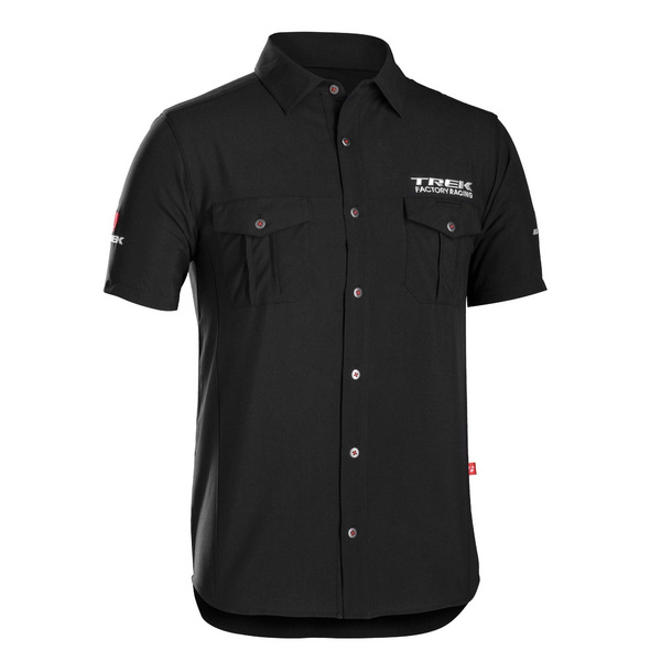 Bontrager Trek Factory Racing RSL Woven Short Sleeve Shirt