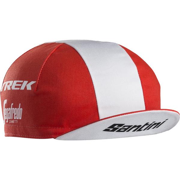 Santini Trek-Segafredo Men's Team Cycling Cap