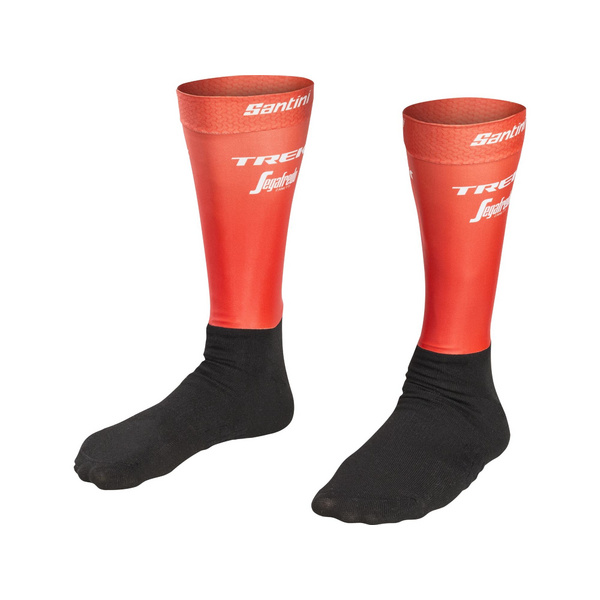 Santini Trek-Segafredo Team Aero Socks