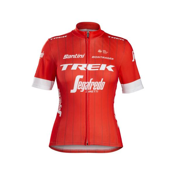 Santini Trek-Segafredo Women's Team Replica Cycling Jersey