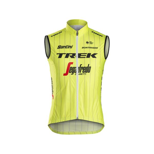 Santini Trek-Segafredo Team Windshell Vest