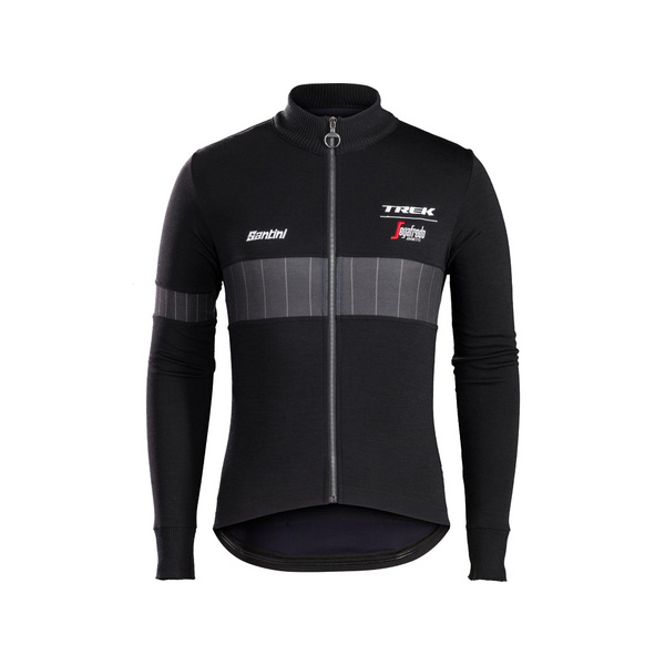 Santini Trek-Segafredo Icon Wool Long Sleeve Jersey
