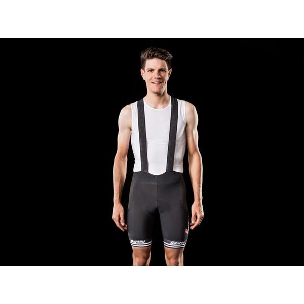 Santini Trek-Segafredo Men's Team Bib Cycling Short