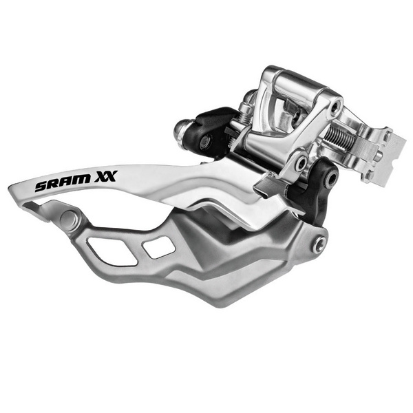 SRAM XX Front Derailleur - High Clamp Bottom Pull Ø 31.8mm