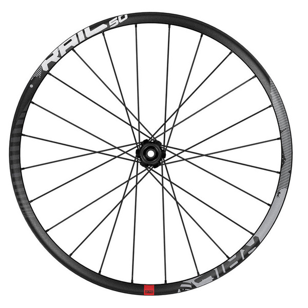 "SRAM Rail 50 - 27.5"" - Rear - UST - Tubeless - (Inc. QR & 12mm Through Axle Caps)"