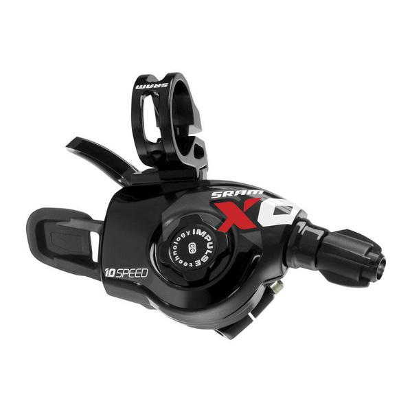 SRAM X0 Shifter - Trigger - Bearing - 3 Speed Front - ZeroLoss - Red