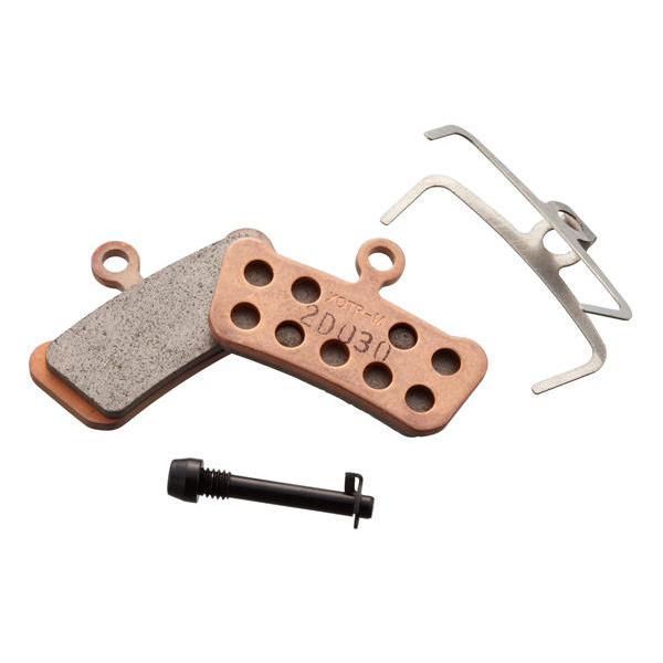 SRAM Guide/ Avid Trail Disc Brake Pads Sintered/Steel, (1 set)