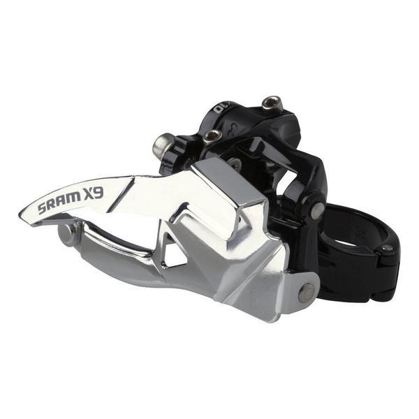 SRAM X0 Front Derailleur - 2x10 High Clamp 38.2 Bottom Pull