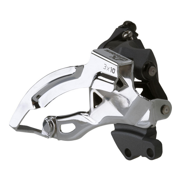 SRAM X7 Front Derailleur - 3x10 High Direct Mount Top Pull