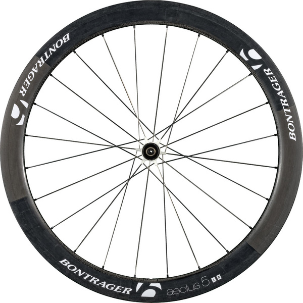 Bontrager Aeolus 5 D3 Tubular Road Wheel