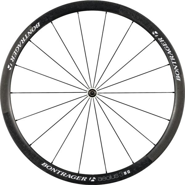 Bontrager Aeolus 3 D3 Tubular Road Wheel