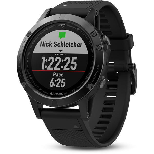 Fenix 5 GPS Multi Sport Watch