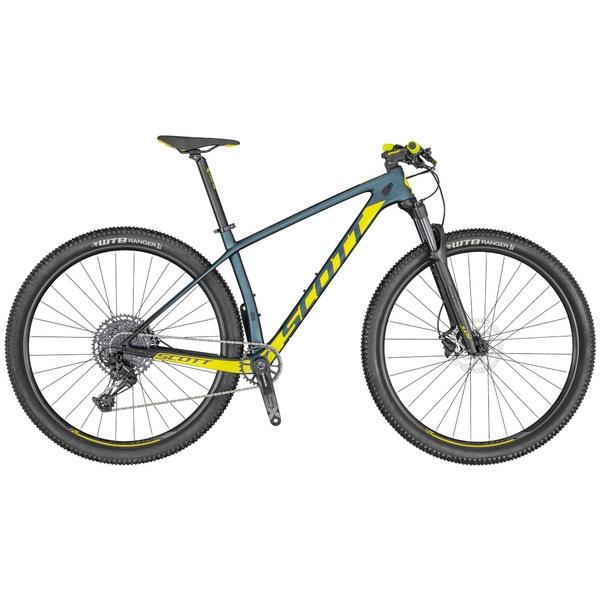 Scott Bike Scale 940 cobalt/yellow 2020
