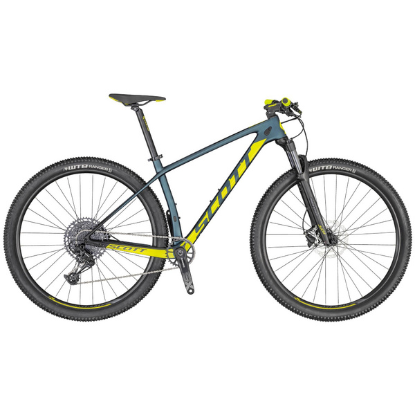 Scott Bike Scale 940 cobalt/yellow 2020