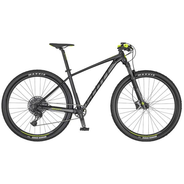 Scott Bike Scale 970 black/yellow 2020
