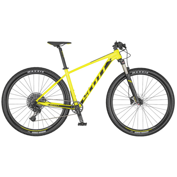 Scott Bike Scale 980 yellow/black 2020