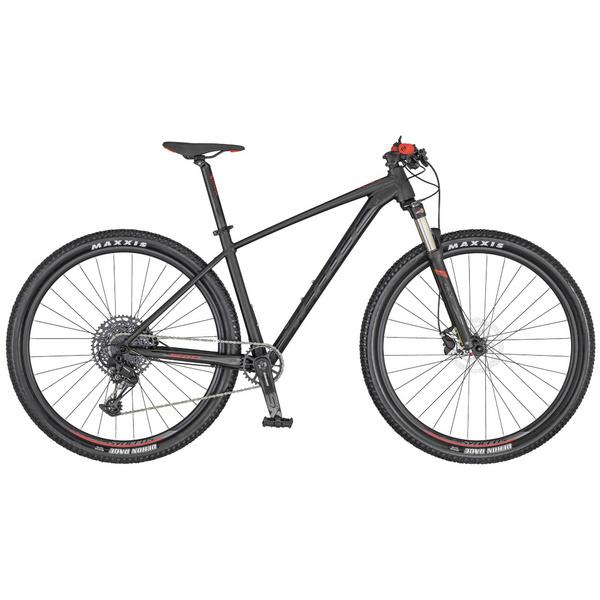 Scott Bike Scale 980 black/red 2020
