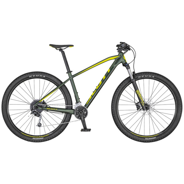 Scott Bike Aspect 930 dk.green/yellow 2020
