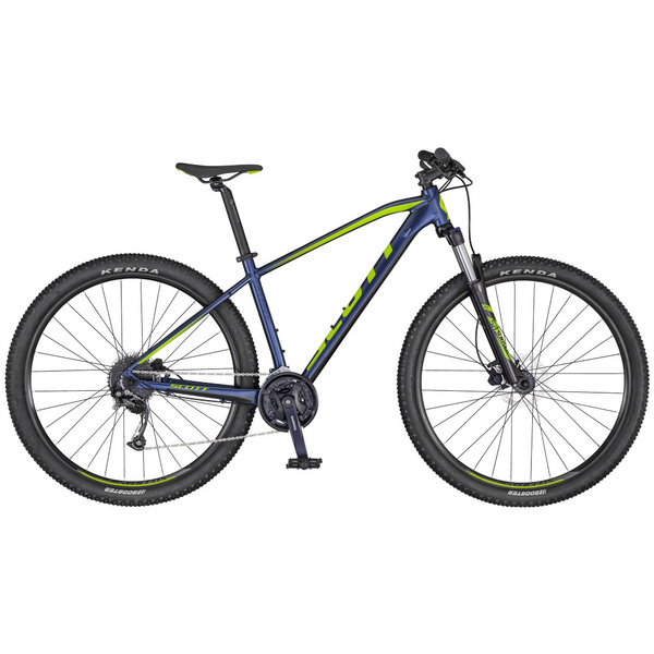 Scott Bike Aspect 750 dk.blue/green 2020
