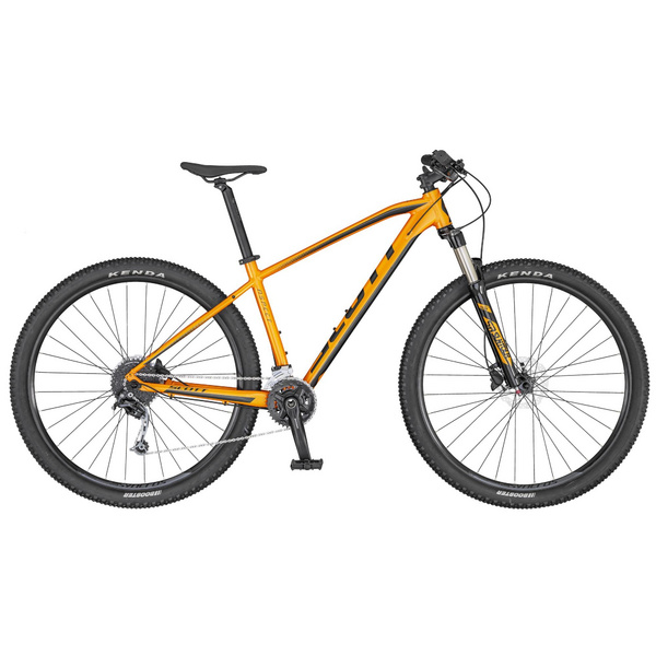 Scott Bike Aspect 740 orange/dk.grey 2020