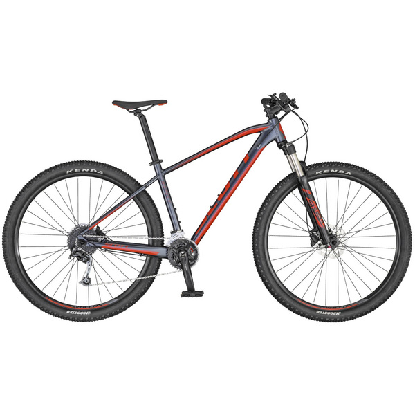 Scott Bike Aspect 740 dk.grey/red 2020