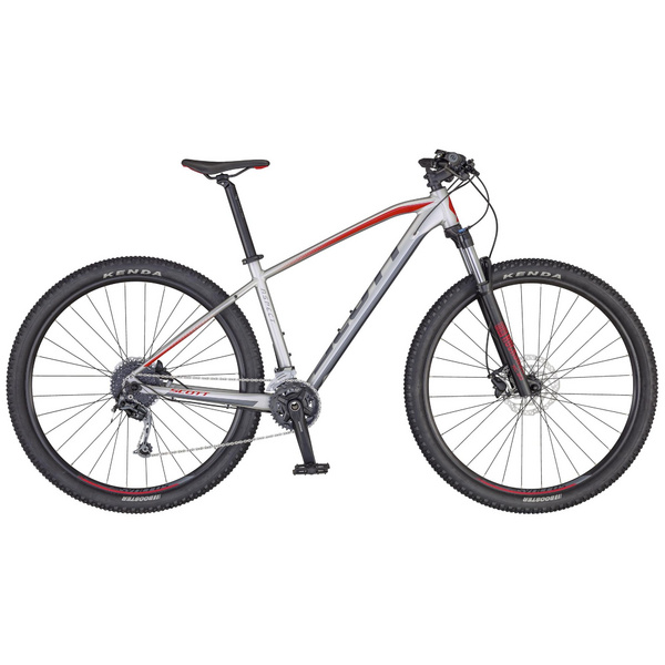 Scott Bike Aspect 730 silver/red 2020