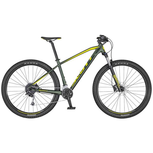 Scott Bike Aspect 730 dk.green/yellow 2020